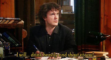 Black Books Meme - dylan moran irish misanthrope genuis