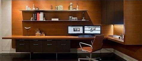 desain meja kerja di rumah tips desain ruang kantor minimalis di rumah pribadi idea