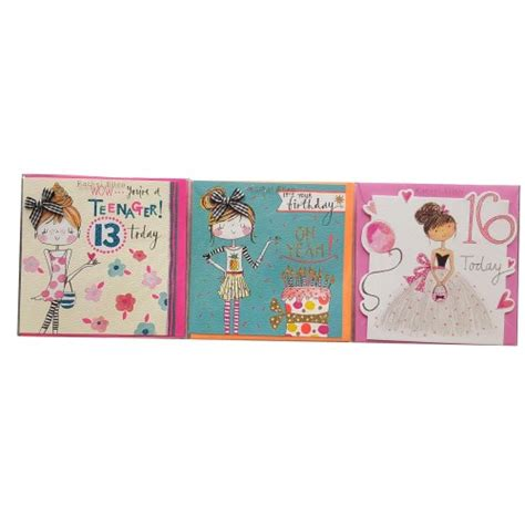 Gift Cards For Teenage Girls - teenage girl birthday card