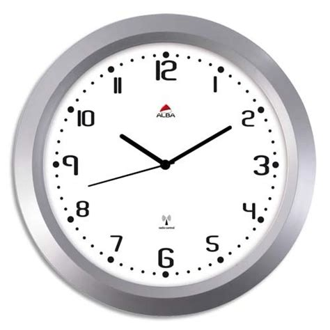 t駘馗harger horloge de bureau horloge murale radio pilot 233 e horloges axess industries