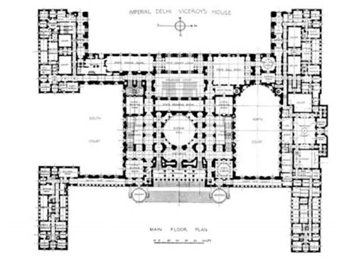 Hampton Court Palace Floor Plan by Rashtrapati Bhawan Facts That You Should Know About India