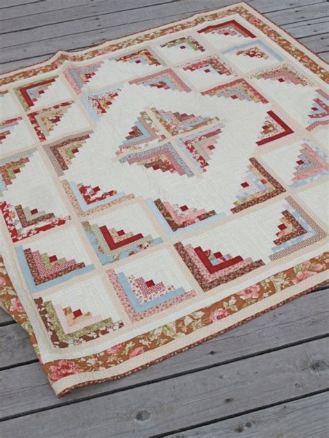 quilt pattern layout log cabin quilts are so versatile yet easy to make