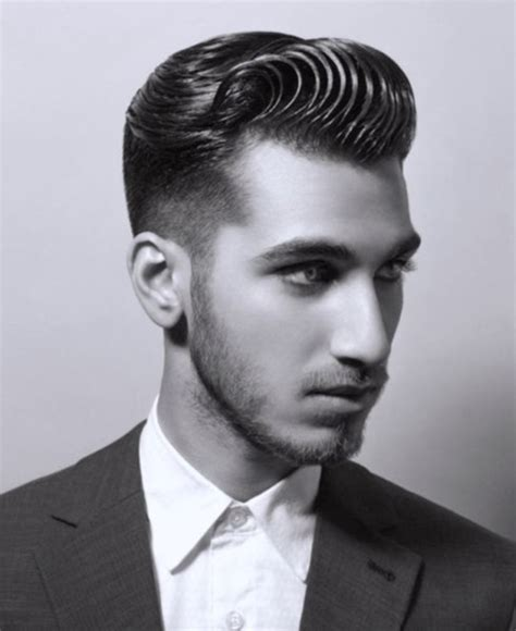 vintage hairstyles for boys 50 dashing hairstyles for men to try this year