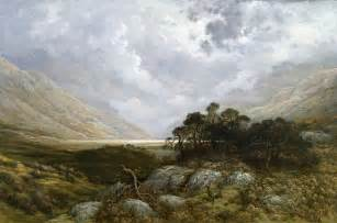 Landscape Scotland File Gustave Dor 233 Landscape In Scotland Walters 372625