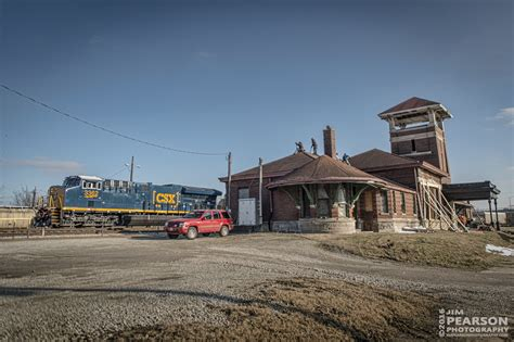january 27 2016 csx q294 northbound at henderson ky depot
