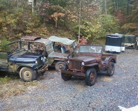 Jeep Salvage Yard Parts Used Or Salvage Ewillys