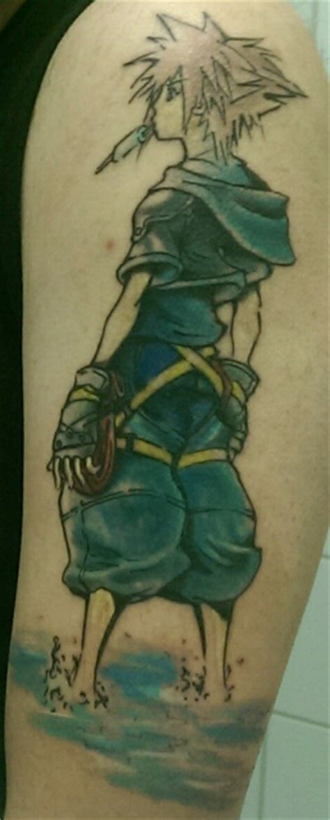 Superstudio Bewertung by Cory94 Sora Kingdom Hearts Tattoos