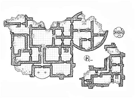 dungeon floor plans pdf kiwigur castle destroyed kosmic dungeon