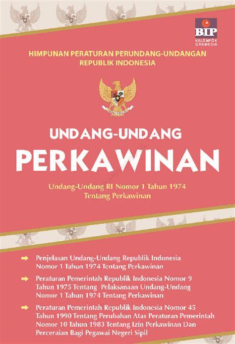 Buku Undang2 Dasar jual buku undang undang republik indonesia nomor 1 tahun