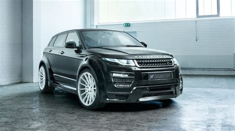 hamann land rover hamann adds the widebody touch to the 2017 range rover