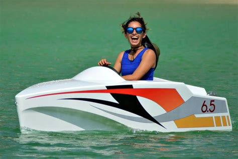mini electric boat jimboats 6 5 is a sea faring ride on for kids that some