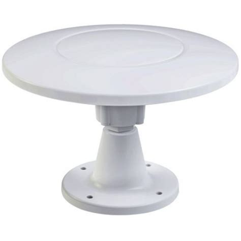 majestic ufox 12volt omni directional tv antenna aerial for tv reception suits marine boat