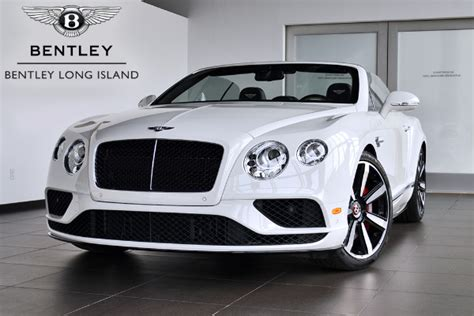 2017 white bentley convertible 2017 bentley continental gt v8 s convertible gtc v8 s