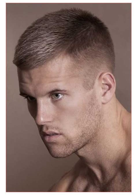 Hairstyles For Short Men with Cool Very Short Hair Men