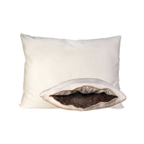 buckwheat pillows customizable wool buckwheat pillow