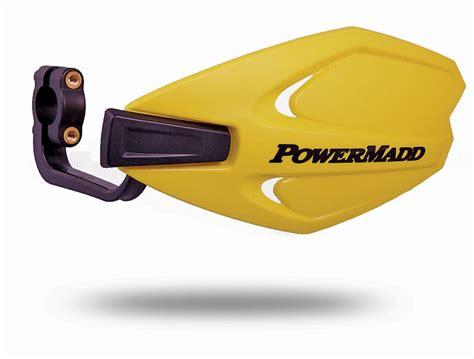 Handguard Dirtpower Hitam buyer s guide atv handguards dirt wheels magazine