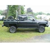 1985 Chevy K30 Crew Cab Ultra Short Bed 62L Turbo Diesel