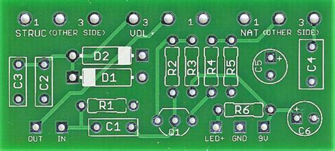 fantastic simple pcb design images electrical circuit