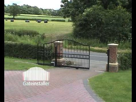Cost To Fence Backyard Electric Gates Came Sliding Electric Gate Motor