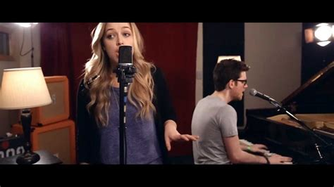 Daylight Maroon 5 Alex Goot Julia Sheer Cover | quot daylight quot maroon 5 alex goot julia sheer cover