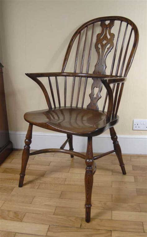 set  english farmhouse windsor dining chairs