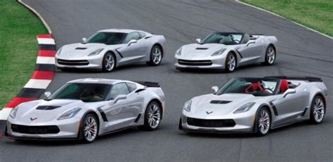2015 corvette stingray price 2015 chevrolet corvette stingray prices surface online