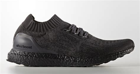 adidas ultra boost triple black triple black adidas ultra boost uncaged sole collector