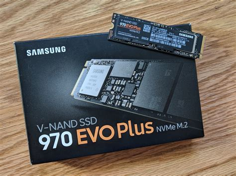 samsung 970 evo plus samsung 970 evo plus nvme ssd review dong knows tech