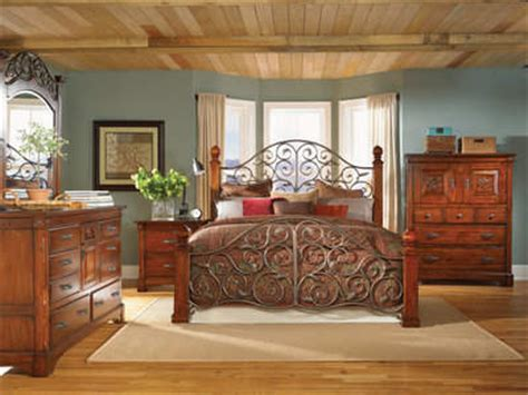 milano bedroom collection cedar hill furniture ivory post beds poster bed 4 post beds