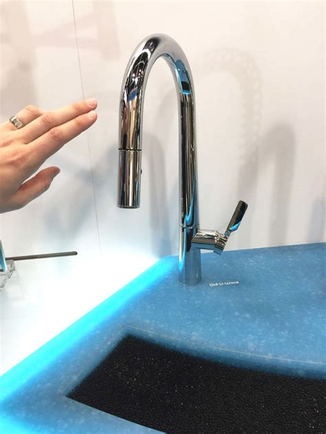 kitchen faucet trends kitchen and bath trends at kbis 2017 sinks and faucets designed