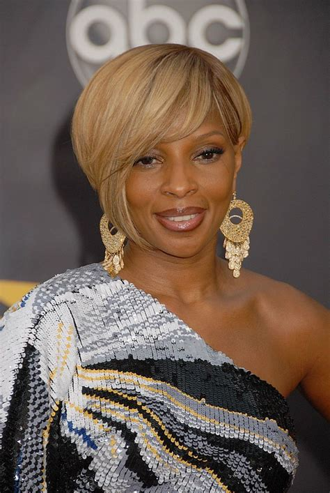 mary j blige flipped hair 17 best images about mohawks pixie love on pinterest