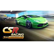 CSR Racing  Dr Odd