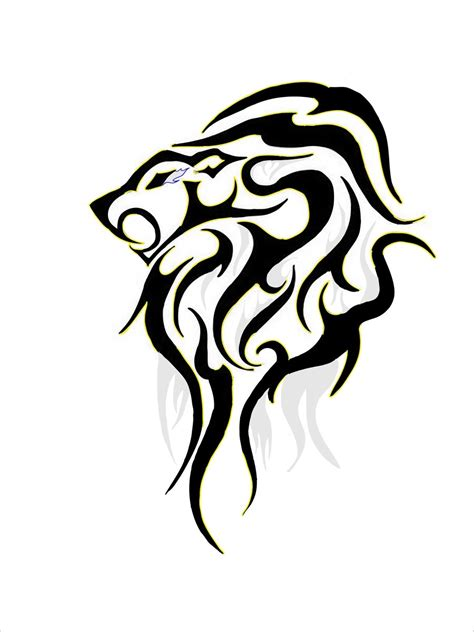 newest tribal animal tattoo 187 tattoo ideas