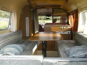 Motorhome Interior Design Ideas Fiat 238 Weinsberg Campingbus Camper Van Interior Flickr