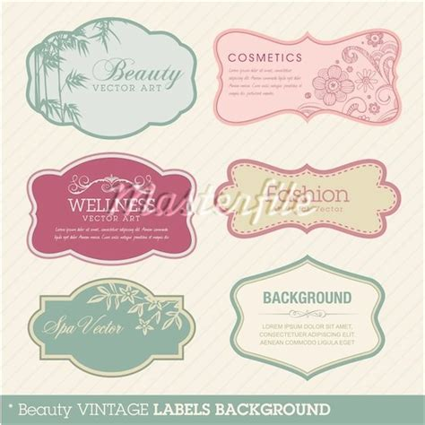 craft label templates vintage label template arts crafts label templates vintage labels and
