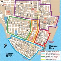 map of historic district charleston sc district s neighborhoods map jpg 1500 215 1500