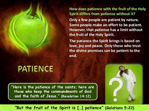7 fruits of the spirit 07 fruit of the spirit