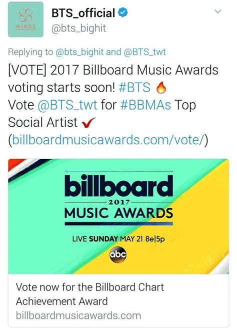 bts vote latest tweets how to vote on billboard park jimin amino
