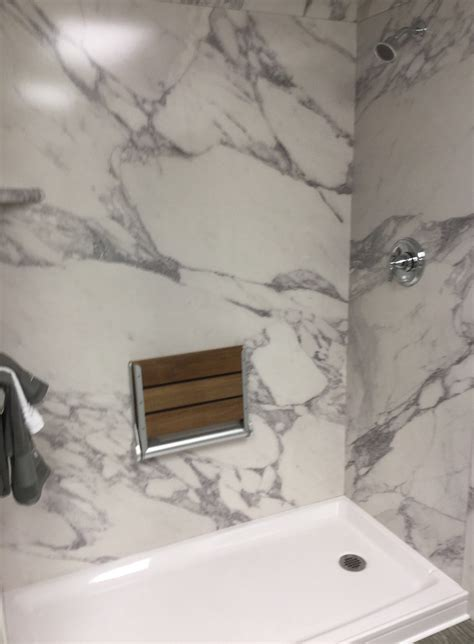 marble sheets for bathroom shower and tub surround panel tips to save time and money
