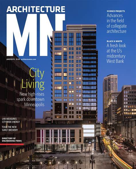 Architektur Magazin by Issuu Architecture Mn By Architecture Mn