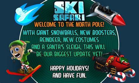 download game android ski safari mod ski safari download android game