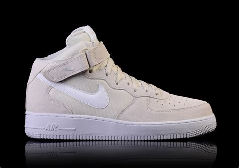 air force one light nike air force 1 mid 07 light bone for 95 00