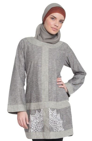 Lesa Tunik Blouse Muslim 1000 images about islamic tunic tops dresses on