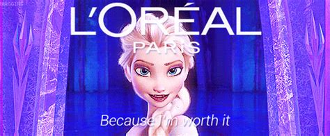 Loreal Paris Meme - the new face of l oreal frozen know your meme