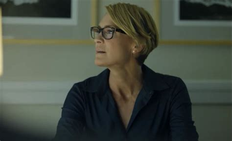 robin wright haircut house of cards claire underwood house of cards love the diamond stud