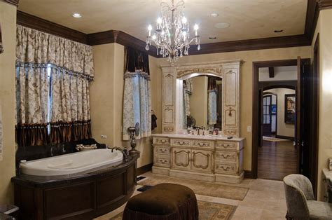 tudor bathroom english tudor estate traditional bathroom oklahoma