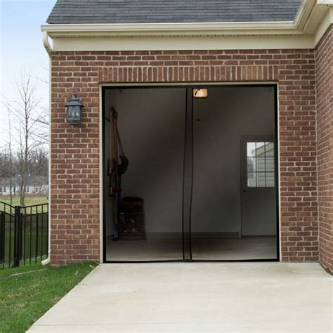 2 one car garage screen door wayfair