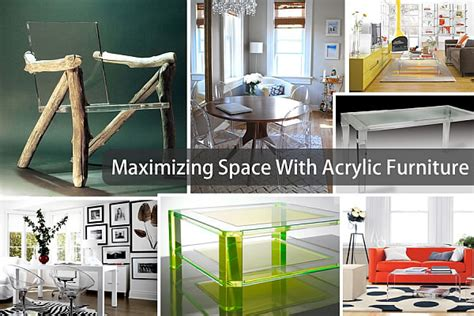 Rooms To Go Dining Room Furniture maximize your space with acrylic furniture
