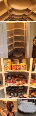 Kitchen Organization Lazy Susan 13 Diy Ideas For Kitchen Storage 13 Diy Ideas For