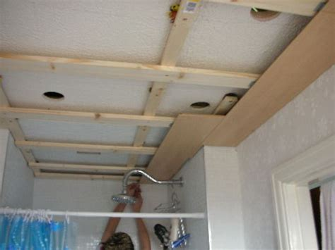how to clad a ceiling diy